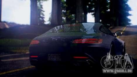 Cry ENB V4.0 SAMP NVIDIA pour GTA San Andreas troisième écran