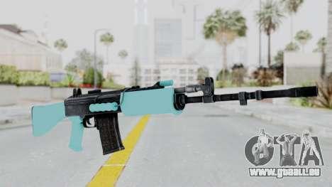 IOFB INSAS Light Blue für GTA San Andreas