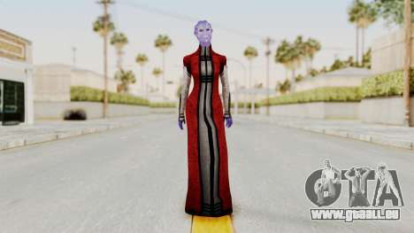 Mass Effect Council Tevos für GTA San Andreas zweiten Screenshot