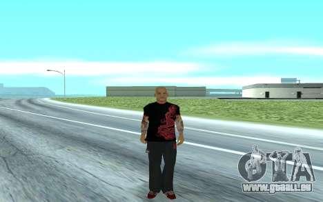 Da Nang Boy pour GTA San Andreas