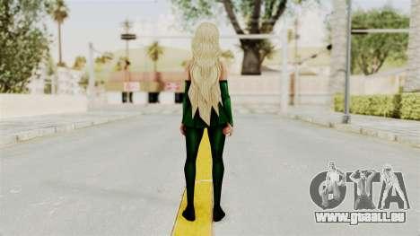 Marvel Future Fight - Enchantress pour GTA San Andreas troisième écran