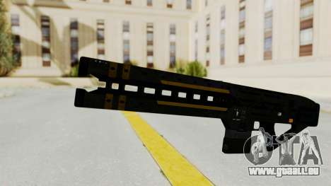 Railgun pour GTA San Andreas
