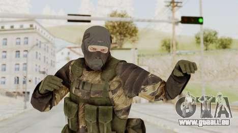MGSV TPP Diamond Dog Combat Male pour GTA San Andreas