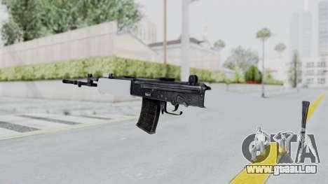 IOFB INSAS White für GTA San Andreas zweiten Screenshot