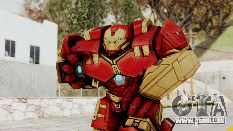 Marvel Future Fight - Hulkbuster pour GTA San Andreas
