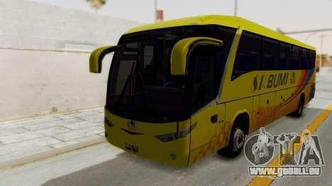 Marcopolo SP Bumi Express für GTA San Andreas