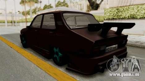 Dacia 1310 TX Tuning pour GTA San Andreas laissé vue