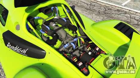 GTA 5 Radical RXC Turbo rechte Seitenansicht