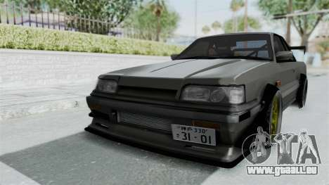 Nissan Skyline R31 für GTA San Andreas