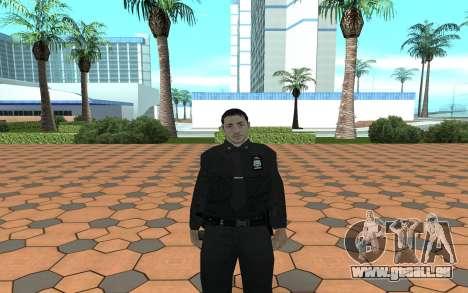 Los Santos Police Officer pour GTA San Andreas
