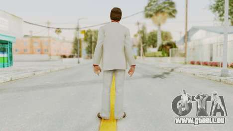 Scarface Tony Montana Suit v4 für GTA San Andreas dritten Screenshot