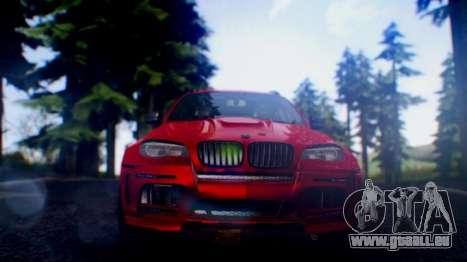 Cry ENB V4.0 SAMP NVIDIA pour GTA San Andreas deuxième écran