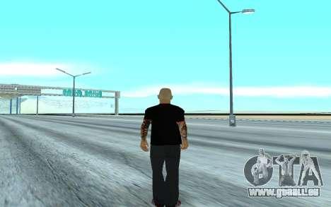 Da Nang Boy pour GTA San Andreas deuxième écran