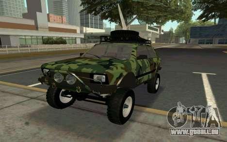 Zastava Yugo pour GTA San Andreas