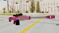 GTA 5 Heavy Sniper Pink