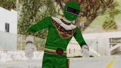 Power Ranger Zeo - Green