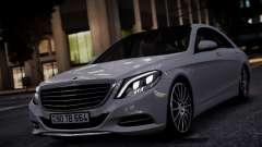 Mercedes-Benz w222 pour GTA 4