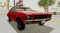 Holden Monaro GTS 1971 SA Plate IVF