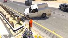 Dégâts réalistes dans GTA 5