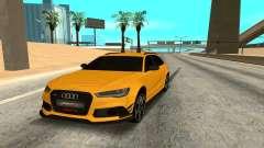 Audi RS6 Avant 2015 ABT pour GTA San Andreas