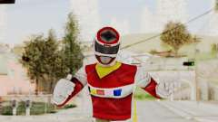 Power Rangers In Space - Red
