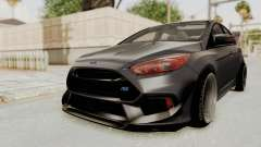 Ford Focus RS 2017 Rocket Bunny pour GTA San Andreas