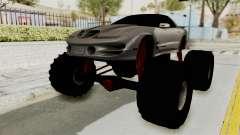 Pontiac Firebird Trans Am 2002 Monster Truck