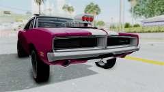 Dodge Charger 1969 Drag