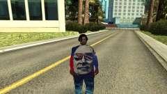 Grove Street Gang Member