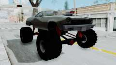 Chevrolet El Camino 1973 Monster Truck