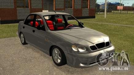 Daewoo Lanos (Sens) 2004 v1.0 by Greedy pour GTA San Andreas