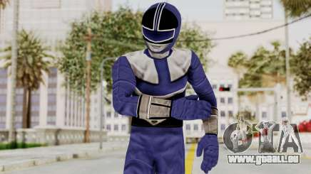 Power Rangers Time Force - Blue pour GTA San Andreas
