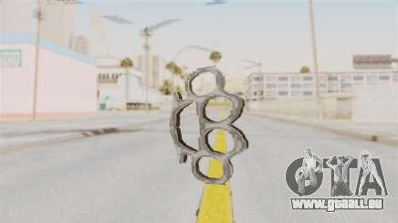 Metal Slug Weapon 5 für GTA San Andreas
