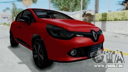 Renault Clio 4 HQLM für GTA San Andreas