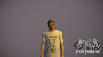 How are you T-Shirt für GTA San Andreas