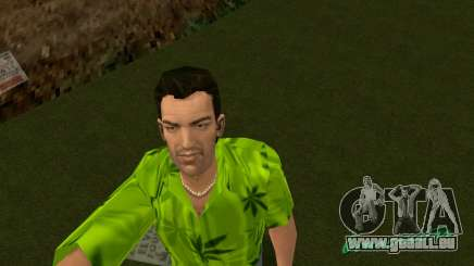 Weed T-Shirt pour GTA Vice City