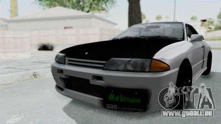 Nissan Skyline BNR32 Hot Version pour GTA San Andreas