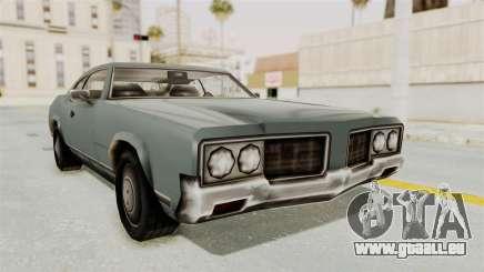 Beta VC Sabre pour GTA San Andreas
