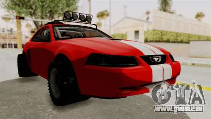 Ford Mustang 1999 Rusty Rebel für GTA San Andreas