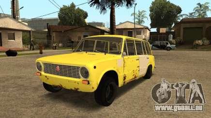 VAZ 2102 BK für GTA San Andreas