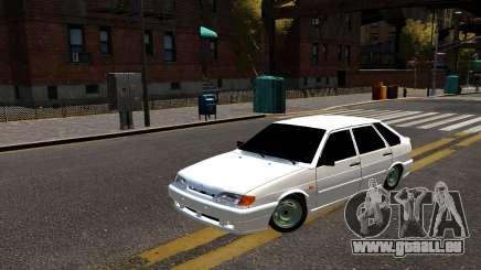 VAZ 2114 Brodyaga pour GTA 4
