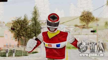 Power Rangers In Space - Red pour GTA San Andreas