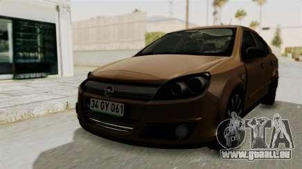 Opel Astra Sedan 2011 pour GTA San Andreas