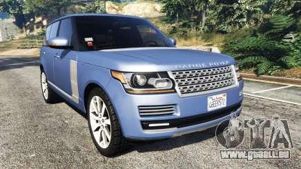 Range Rover (L405) Vogue 2013 für GTA 5