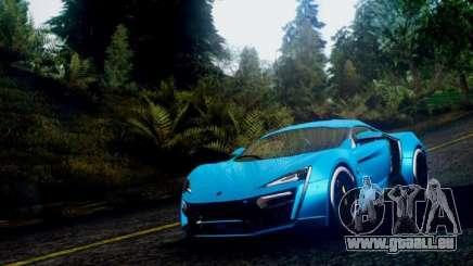 Cry ENB V4.0 SAMP NVIDIA pour GTA San Andreas