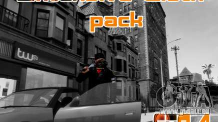 Extensive Cloth Pack for Niko 1.0 für GTA 4