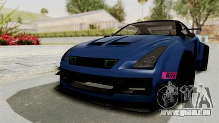 GTA 5 Annis Elegy Twinturbo Spec pour GTA San Andreas