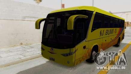 Marcopolo SP Bumi Express pour GTA San Andreas