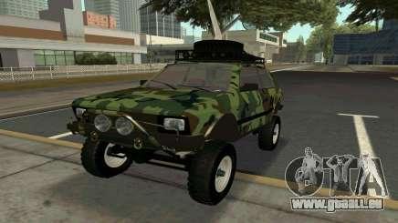 Zastava Yugo für GTA San Andreas