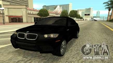 BMW X6M für GTA San Andreas